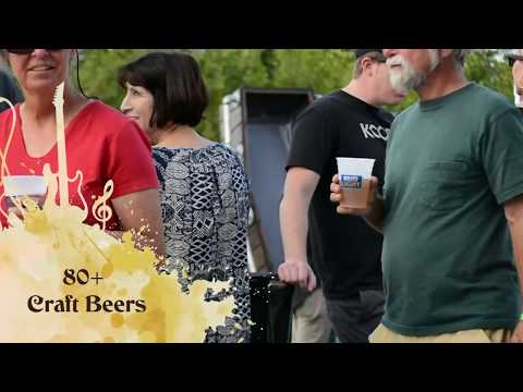 Taps & Tunes Craft Beer & Music Festival 2018