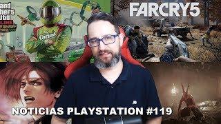 FGC Resumen Semanal PlayStation #119