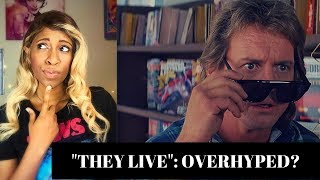 THEY LIVE- Overhyped horror classic?- Review + Major FLAW