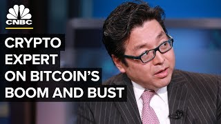 Everything Bitcoin With Crypto Expert Tom Lee | CNBC