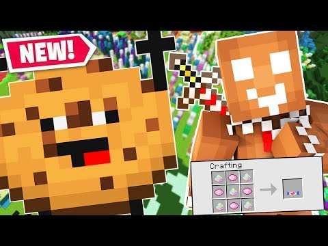 *CANDY BUFF MOD* COOKIE CAMP GAMEMODE THE BEST GAMEMODE EVER CREATED | MINECRAFT COOKIE CAMP!