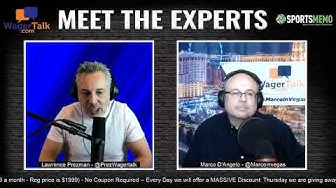 Meet The Experts: Marco D'Angelo | Sports Betting | Horse Racing Tips | Baseball Betting