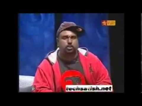 yogi B beatboxing