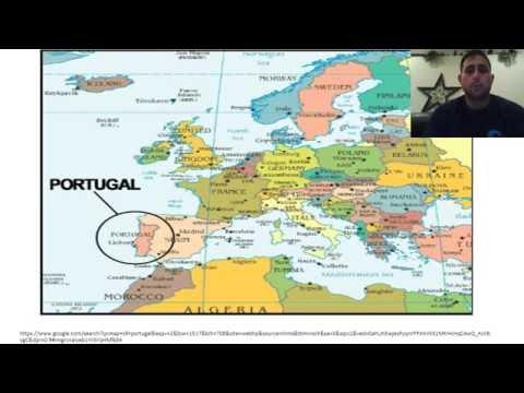 PORTUGAL CULTURE PRESENTATION #1