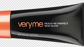 Veryme Peach me perfect skin glow Oriflame product Review