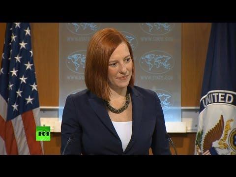 Госдеп США: «Частное лицо» в США, России и Украине — не одно и то же