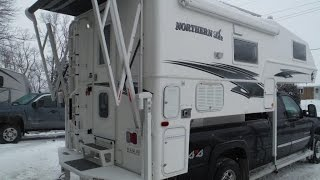 2016 Northern Lite 8'11 Queen Classic Special Edition Truck Camper At Camp-out Rv In Stratford