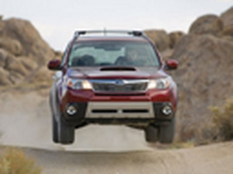 2009 Motor Trend SportUtility of the Year: Subaru Forester