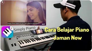 Cara Baru Belajar Piano Jaman Now Pakai Simply Piano App Lesson Day 1