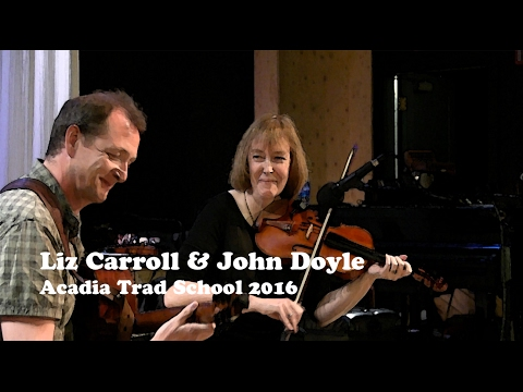 Liz Carroll & John Doyle - Hunter's Moon, The Morris Minor, Getting There