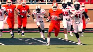 Aaron Jones #29 UTEP Football Running Back 2014-2015