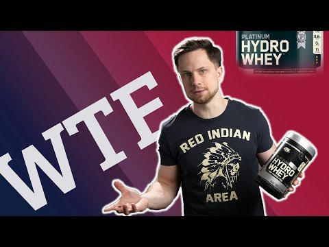 Шах или мат для ON? Обзор Optimum Nutrition Platinum Hydrowhey