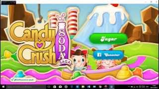 Candy Crush Soda Saga Hack - Windows 10