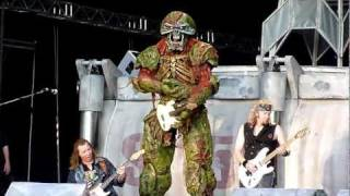 Iron Maiden - The Evil That Men Do (Live, Helsinki, July 8th, 2011)