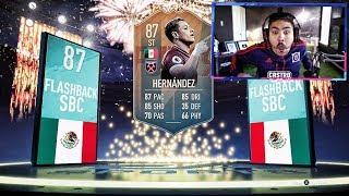 WE GOT FLASHBACK CHICHARITO!! OMGGGGG FIFA 19