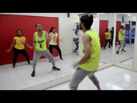 Lucky Tu Lucky Me   HSKD   Sachin Gupta Fitness Choreography   Move On Beat Dance Studio