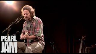 You're True - Water On The Road - Eddie Vedder