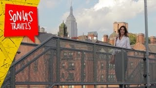 Travel New York: High Line Catwalk for Hotties