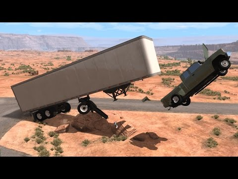 BeamNG.drive - Fifth Wheel Trailer Dolly