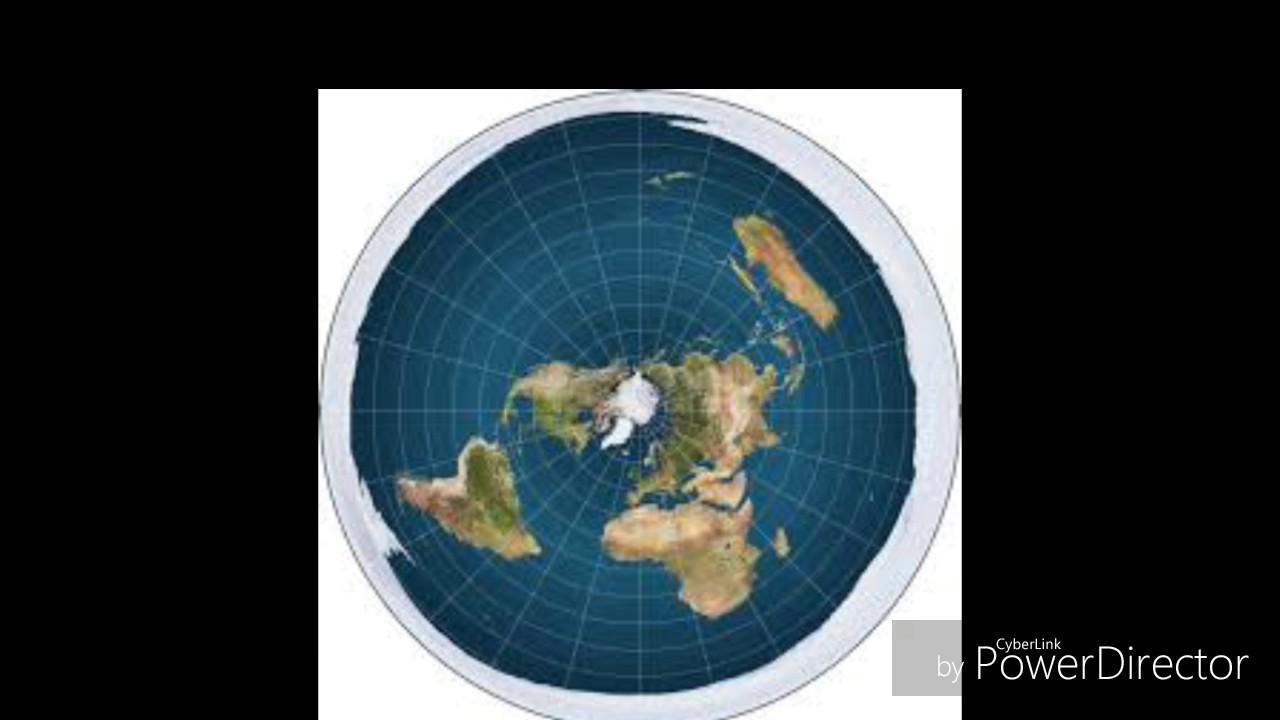 Beweise Flache Erde