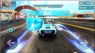 """Hot Wheels Infinite Loop - Hot Wheels Speed Car Racing Game - Android Gameplay Video #2"""""""