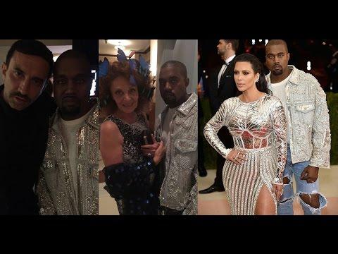 Kim Kardashian at the MET GALA 2016 Mp3
