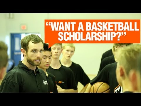 Want A Basketball Scholarship? Watch This