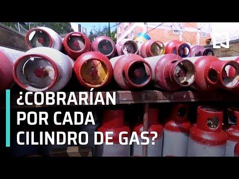 Huachicol de Gas LP | Proponen depósito por tanques de gas - En Punto