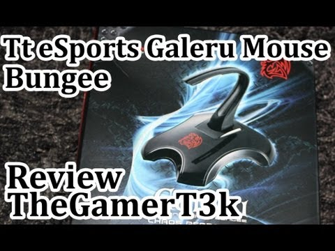 41c94815fd8 Tt eSports Galeru Gaming Mouse Bungee Review - YouTube