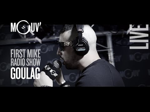 Youtube: GOULAG:«Grabuge» (Live @ Mouv' Studios) #FMRS