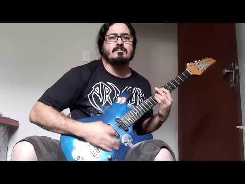 Demonic Christ  - Blut Und Ehre  (guitar Cover , By Jefferson ZakahDeath)