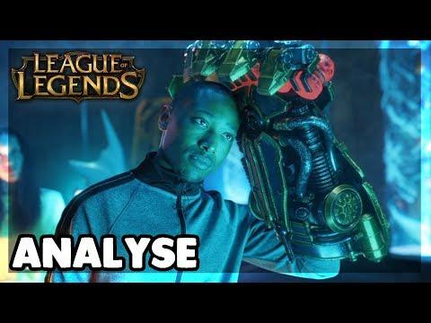 League of Legends Werbung analysieren thumbnail