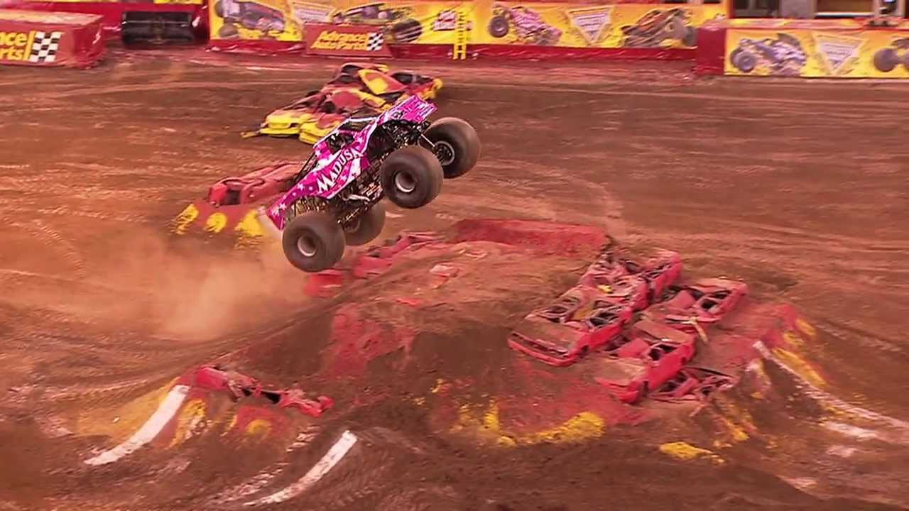 Madusa Monster Truck Awesome Links Information