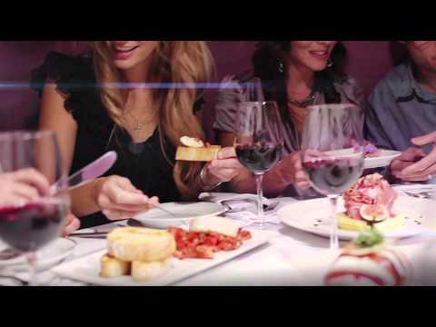 Portovino Restaurant, TV Commercial, concept group
