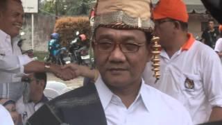 Kampanye Damai TRS-Zainal Purba Teddy Robinson Siahaan Calon Walikota Pematangsiantar