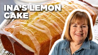 5-Star Lemon Cake with Barefoot Contessa | Food Network