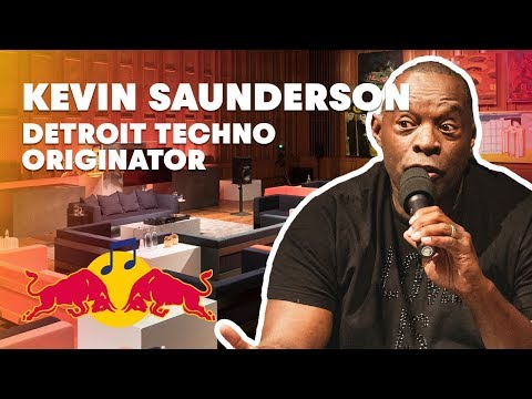 Kevin Saunderson Lecture (Berlin 2018) | Red Bull Music Academy