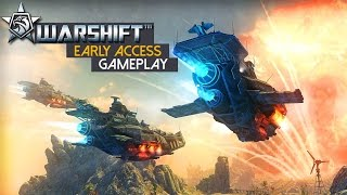 Warshift Early Access Gameplay (PC HD)