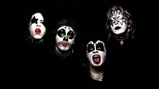 KISS (The Debut Album) Part # 1 (The Almost Human Review)