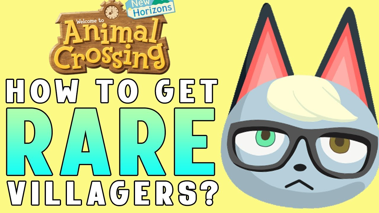 How to Get RARE VILLAGERS! | Rare Villagers Animal ...