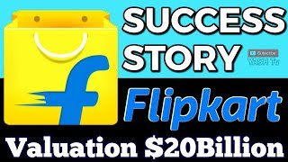 Flipkart India Story in Hindi | Walmart Flipkart $16 Billion Deal
