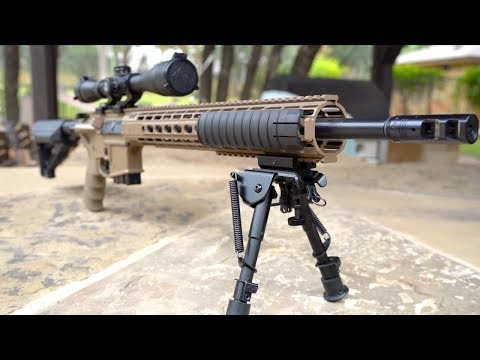 Aero Precision M4E1 SPR Review - It's Really Good!
