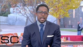 Desmond Howard compares a dirty diaper to the coaching situation at Tennessee | SportsCenter | ESPN