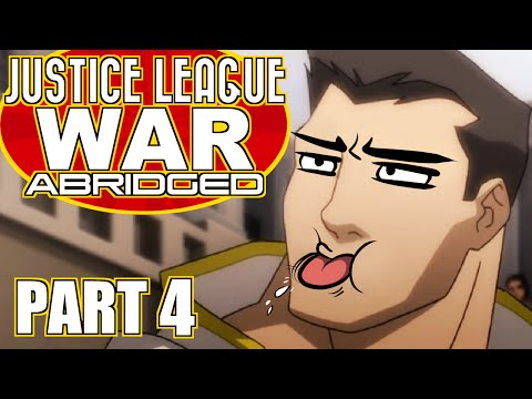 Justice League War Abridged Part 4