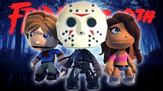 LittleBigPlanet 3 - Friday The 13th The Game Costume Giveaway
