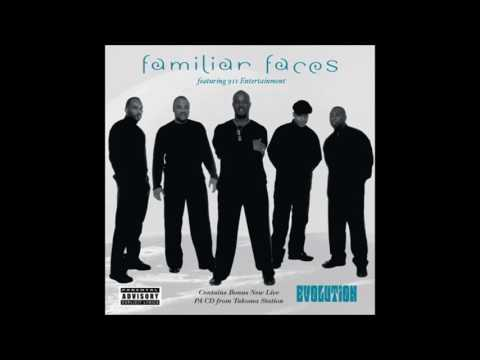 Familiar Faces Band-Evolution CD