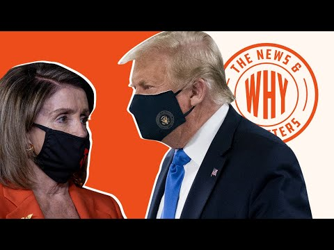 Trump MASKS UP, and Nancy Pelosi Has Something to Say About It! | The News & Why It Matters | Ep 575