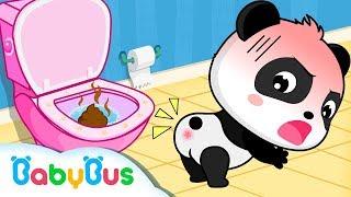 肚子難受快去上廁所 + 更多 | 兒童歌曲合集 | 幼兒音樂 | 童謠串燒 | 寶寶巴士