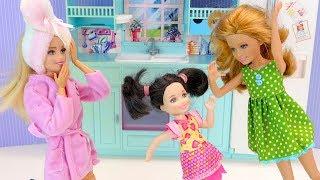 ТЫ МНЕ БОЛЬШЕ НЕ СЕСТРА! Мультик #Барби Куклы Про Школу Игрушки Для девочек IkuklaTV