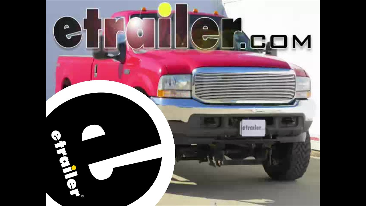 medium resolution of trailer brake controller installation 2004 ford f 350 super duty etrailer com